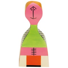Vitra Wooden Doll No. 19 by Alexander Girard