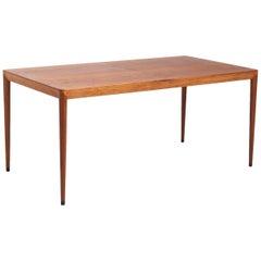 Teak Dining Table by Severin Hansen, 1960s