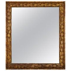 French Antique Mirror Period Directoire, circa 1789