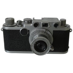 Vintage Leica 35mm Camera, 1950s