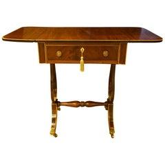 George III Mahogany Sofa Table