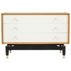 E. Gomme Lacquered Chest for G-Plan