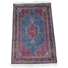 Amazing Colorful Persian Rug, Iran