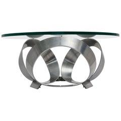 Mid-Century Modern Diamond Coffee Table by Knut Hesterberg 1960s Germany