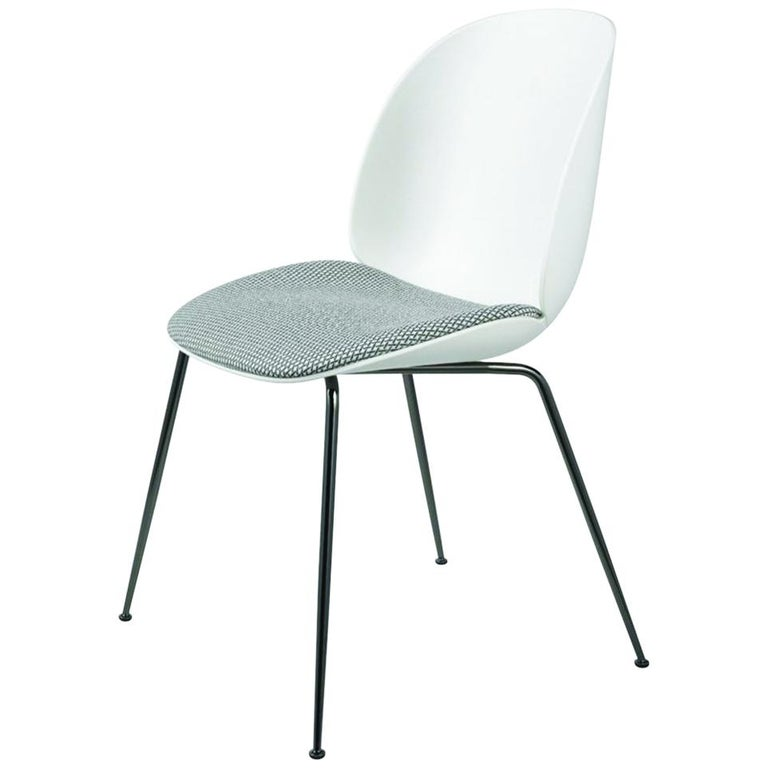 Beetle Seat Upholstered Dining Chair