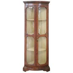 20th Century Italian Corner Cupboard or Corner Cabinet
