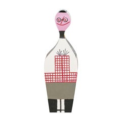 Vitra Wooden Doll No. 8 by Alexander Girard