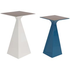 Pair of Square Cocktail Tables