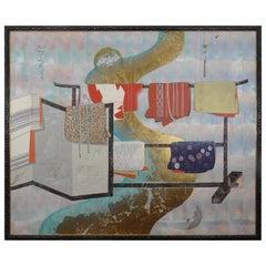 "Philip Standish Read, ""Japanese Silk"""
