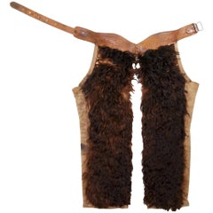 Wooly Chaps