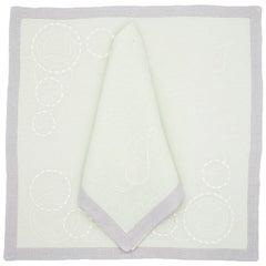 Julietta Table Linens by Julia B. 'Light Mint'