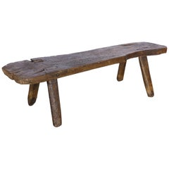 Rustic Bench or Coffee Table