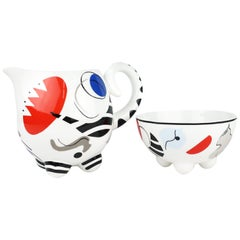 Villeroy & Boch Animal Park Pitcher and Bowl