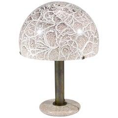 Venini Murano Ludovico Diaz de Santillana Table Lamp