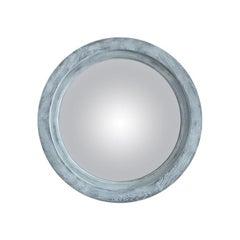 Duomo Timber-Framed Convex Mirror