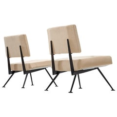 Set of Two Velca Legnano Easy Chairs