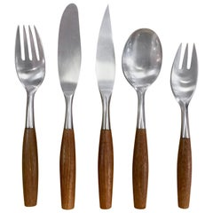 Fjord Flatware by Jens H. Quistgaard for Dansk Design