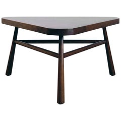 Triangular Coffee Table by T.H. Robsjohn-Gibbings for Widdicomb
