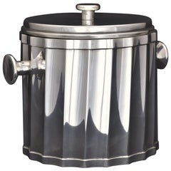 Fluted Ice Cube Bucket