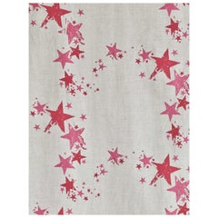'All Star' Contemporary, Traditional Fabric in Candy