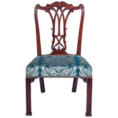 Georgian Chippendale Gothic Chair