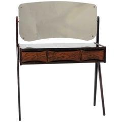 1950s Arne Vodder Rosewood Dressing Table