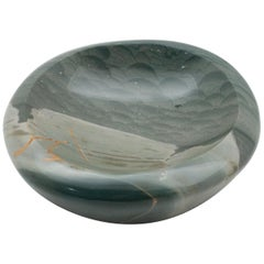 Ocean Jasper Vide Poche Bowl Hand-Carved in Madagascar