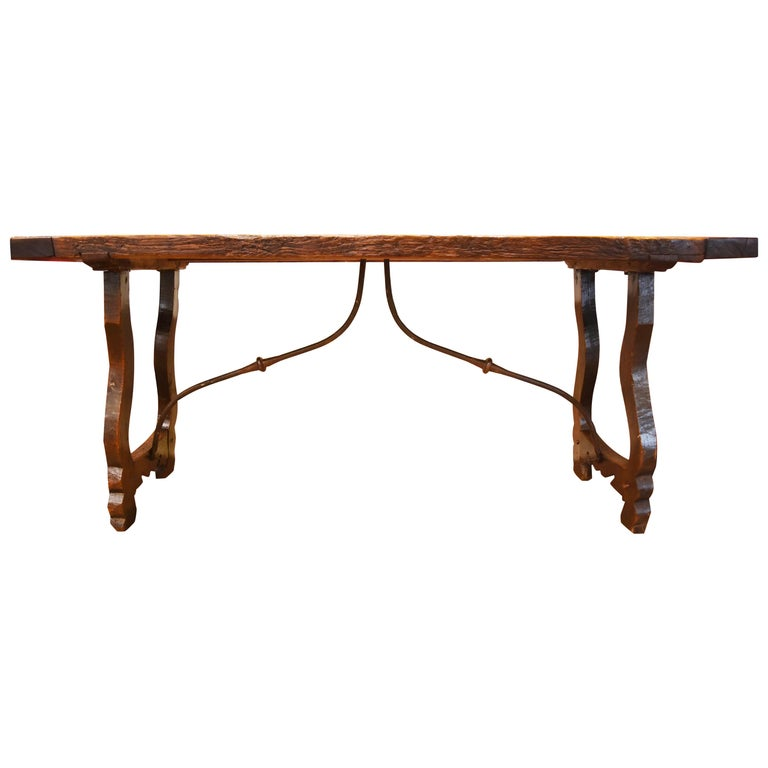 Early 19th Century Spanish Refectory Table
