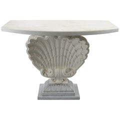Shell Console by Grosfeld House
