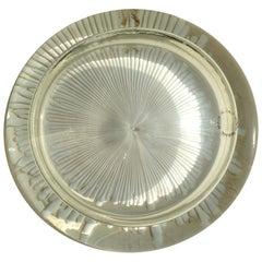 1960s by Ludovico Diaz de Santillana for Venini Murano Glass Paperweight