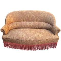 Pair of Napoleon III Sofa in Good Condition