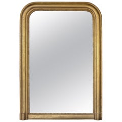 Large 20th Century Louis Philippe Style Mirror