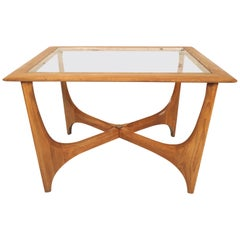 Midcentury Side Table by Lane