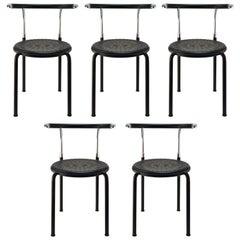 Rud Thygesen & Johnny Sorensen for Botium Postmodern Dining Chairs
