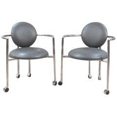 Bürostühle und Schreibtischstühle der Postmoderne