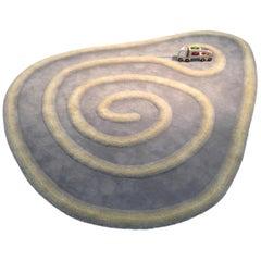 Zoom Handmade Wool Children's Rug