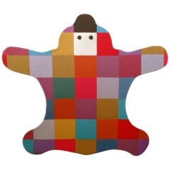 Snouty Handmade Wool Children's Rug