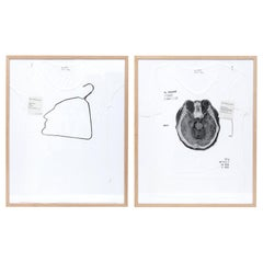 Limited Edition Framed T Shirts by Ai Weiwei