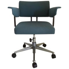 Industrial Desk Chair, Model Resort by Friso Kramer for Ahrend de Cirkel, 1970s
