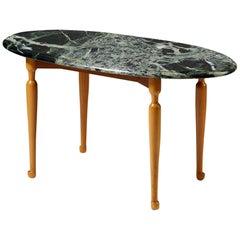 Occasional Table Designed by Josef Frank for Svenskt Tenn, Sweden, 1939