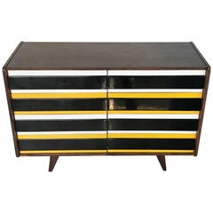 Vintage Chest of Drawers by Jiri Jiroutek for Interier Praha, 1960s
