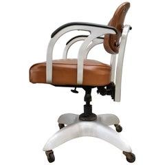 Tanker Swivel Desk Chair by GoodForm