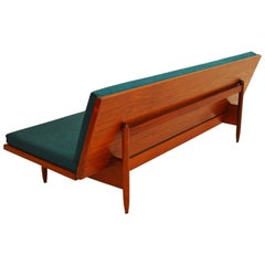 Danish Teak Sofa and Combined Daybed