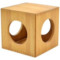 Jens Quistgaard Cube End Tables by Richard Nissen