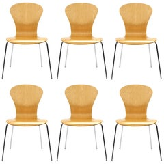 "Set of 6 Ross Lovegrove ""Sprite"" Chairs"