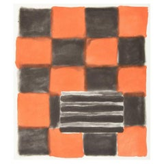 Sean Scully Spitbite and Aquatint, Signed Edition