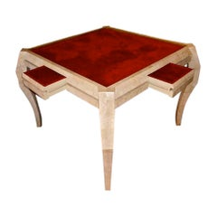 Game Table in Tessellated Marble after Maitland-Smith