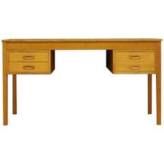 Retro Writing Desk Ash Vintage Danish Design