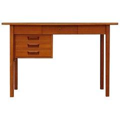 G. N. Tibergaard Writing Desk Teak Danish Design