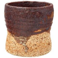 Stoneware Studio Vase by Annikki Hovisaari